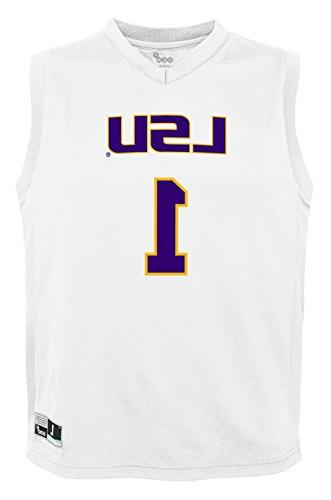 ncaa lsu tigers youth