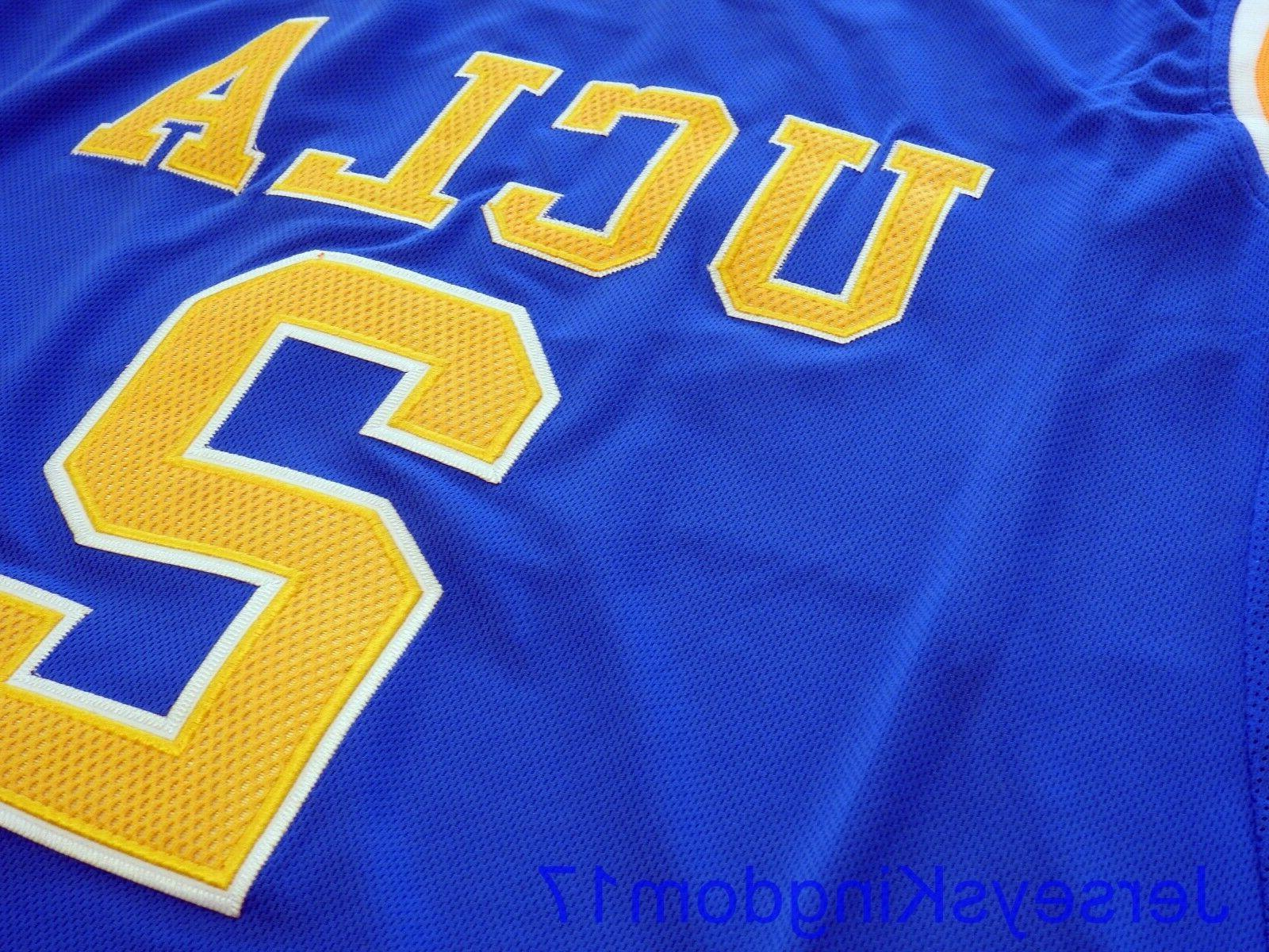 NCAA Jersey LONZO BALL UCLA Blue