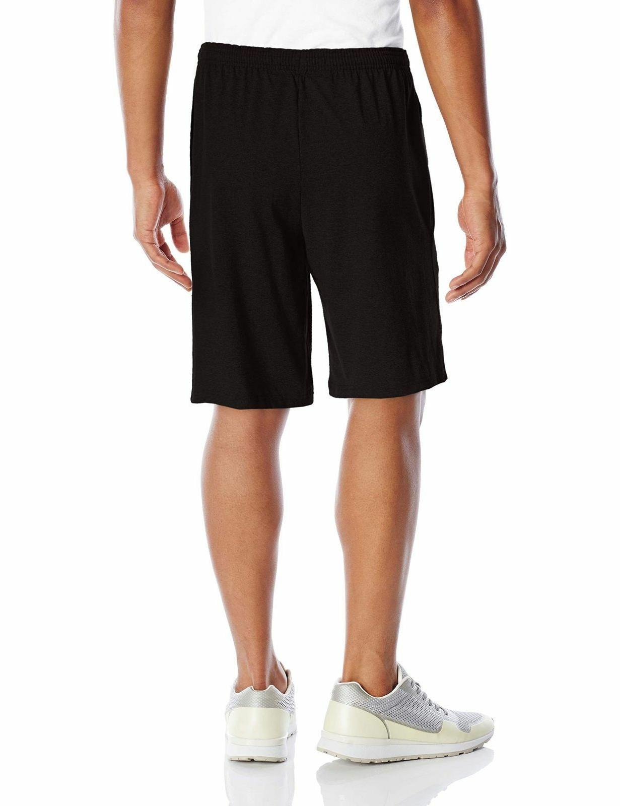 NEW Champion Men's Jersey Short XL Inseam Athleisure