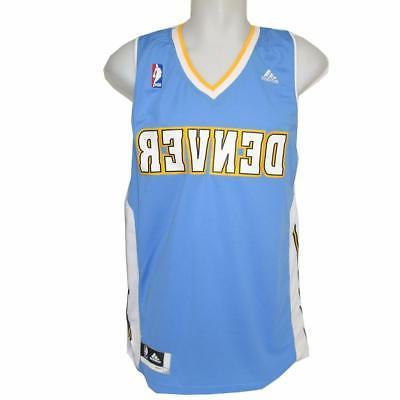 new nba denver nuggets basketball jersey swingman