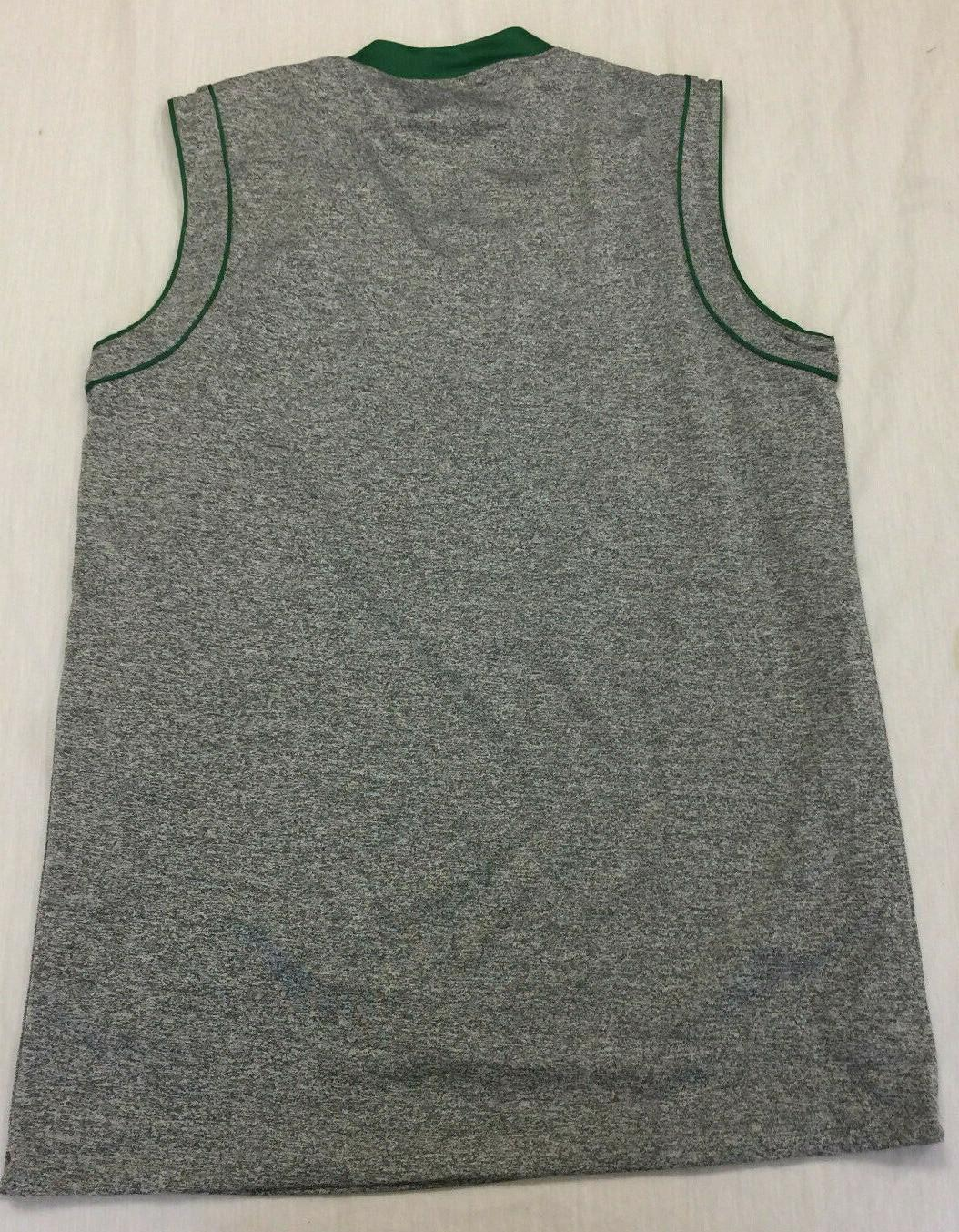 NWOT A4 MENS ATHLETIC SLEEVELESS REVERSIBLE SHIRT SIZE S