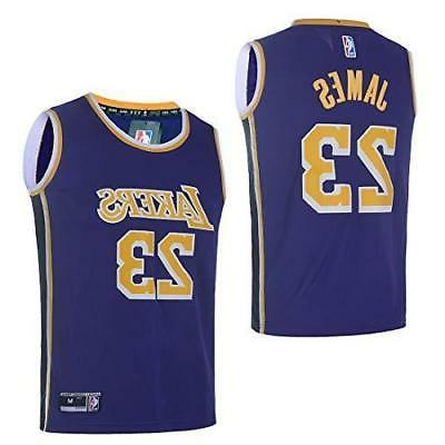 outerstuff youth los angeles lakers 23 lebron