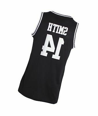 MOLPE Smith #14 Air Basketball Jersey ...
