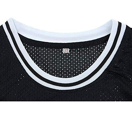 oldtimetown Will Smith Bel Basketball Clothing for Stitched Letters and