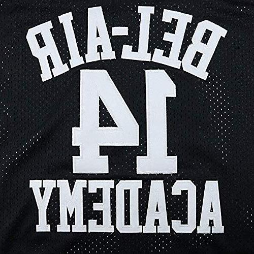 oldtimetown Bel Academy Black Basketball Jersey 90S Clothing Men, Stitched Letters