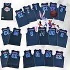Space Jam Basketball Jersey Tune Squad LOONEY TUNES Stitched