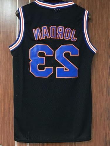Space Tune Basketball Jersey MJ