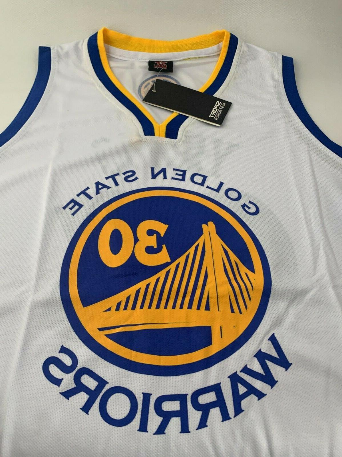 🌟Stephen Curry State Jersey, Blue or White