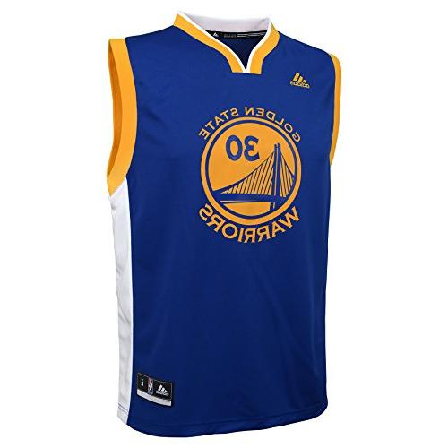 adidas Stephen Golden Warriors 30 Jersey