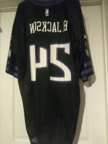 team apparel sacramento kings 24 bobby jackson