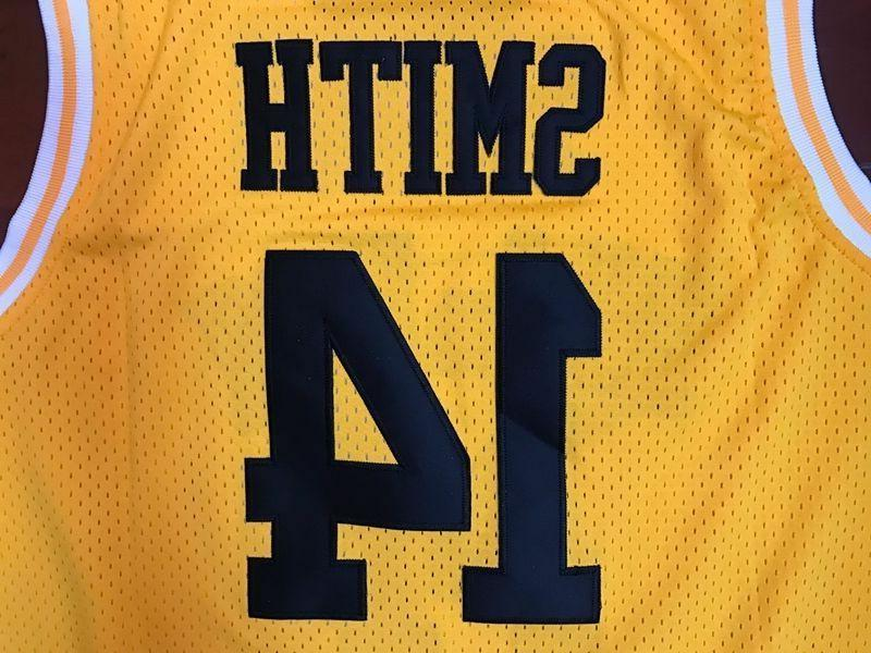 The #14 Jersey