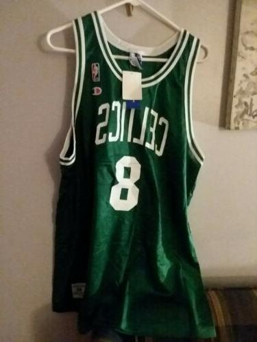 vintage 90s boston celtics antoine walker 8