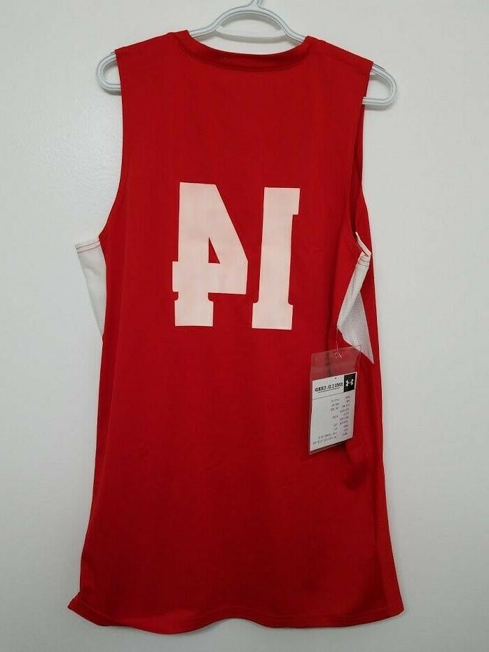Wisconsin Basketball Jersey Size Large
