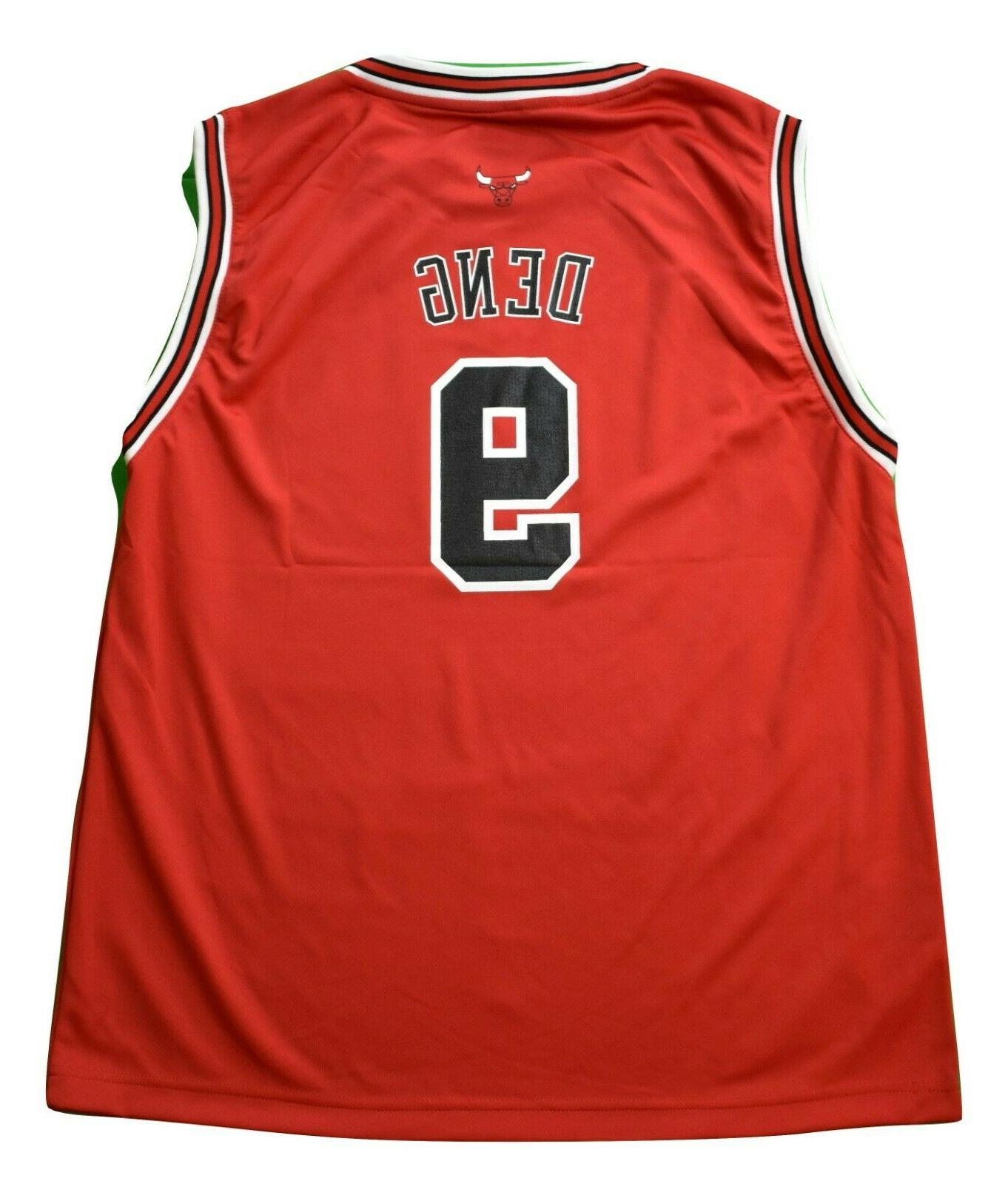 youth nba chicago bulls luol deng basketball
