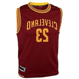 Outerstuff Lebron James Cleveland Cavaliers #23 Youth Road J