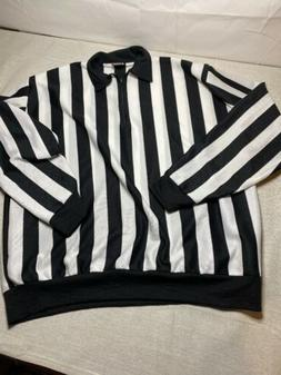 Ccm Long Sleeve Football / Basketball Referee Jersey XXL
