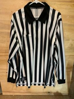 Long Sleeve Football / Basketball Referee Jersey