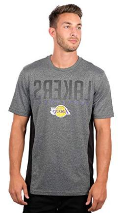 NBA Los Angeles Lakers Men's T-Shirt Athletic Quick Dry Acti