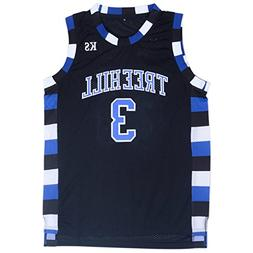 Mens Lucas Scott 3 Ravens Basketball Jersey Stitched Sports