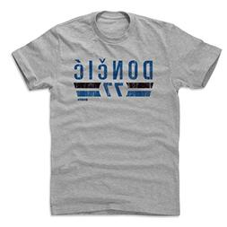 500 LEVEL Luka Doncic Cotton Shirt XXX-Large Heather Gray -