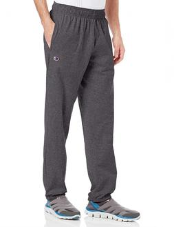 Champion Men's Closed Bottom Light Weight Jersey Sweatpant G