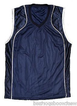 A4 MEN'S NON-REVERSIBLE MESH TANK GAME MUSCLE BASKETBALL JER