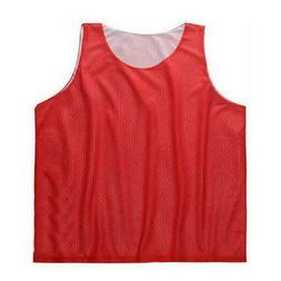 TopTie Men's Tank Top, Reversible Mesh Tank, Basketball Jers