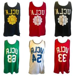 UCLA Mens Gym Sports Lounge Tank Top Vest Summer Holiday Jer