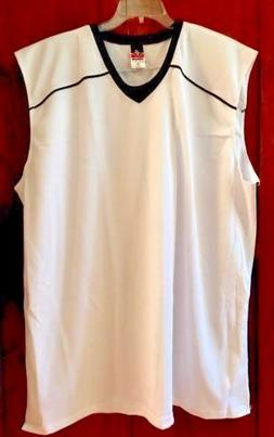 Alleson Mens Performance Athletic Basketball Jersey Mock Mes