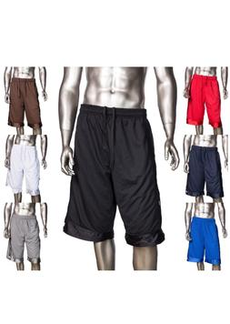 PRO CLUB MESH BASKETBALL SHORTS ProClub Men's Heavyweight Je
