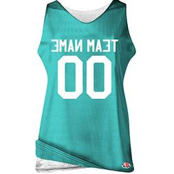 Hardkor Sports Mesh Girl's Small/Medium Basketball Jersey Te