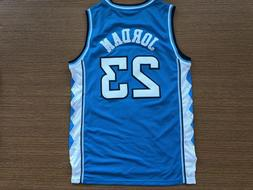 Michael #23 Jordan College Basketball Jerseys North Carolina