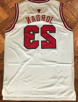 Michael Jordan Throwback Swingman Basketball Jersey #23 Chic