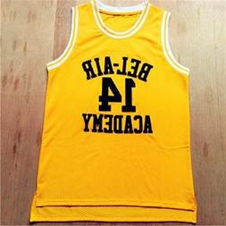 Movie Will Smith NO.14 Bel-Air Academy <font><b>Basketball</