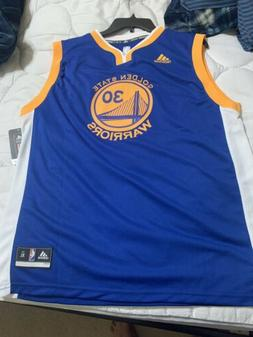 NBA Youth 8-20 Golden State Warriors Curry Replica Road Jers