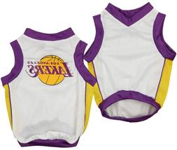 Sporty K9 NBA Los Angeles Lakers Basketball Dog Jersey