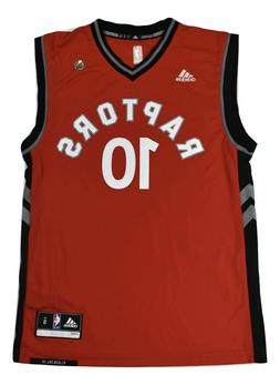 adidas NBA Mens Toronto Raptors Basketball Jersey One Sided