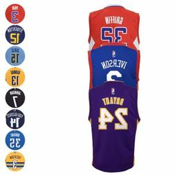 NBA Official Replica Basketball Player Jersey Collection by