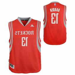 NBA Youth Boys Player Replica Road Jersey Red Youth Boys Med