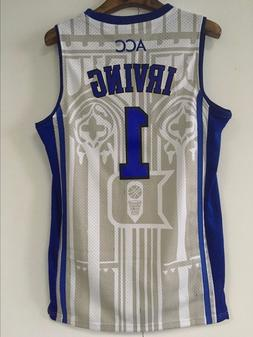 NCAA Kyrie Irving #1 Duke University Devils Men Basketball J