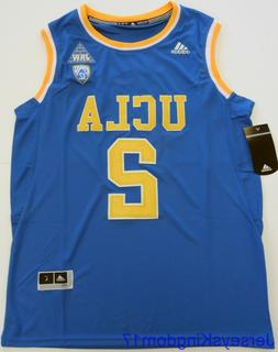 ncaa throwback basketball jersey lonzo ball 2