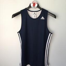 New Adidas Boys Reversible Practice Basketball Jersey Tank T