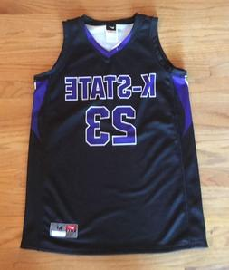 New Nike Kansas State Wildcats Basketball Jersey Women's Med