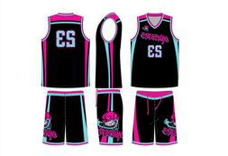 12 Men's Basketball Jersey Sets Uniforms Sports Clothing Bas