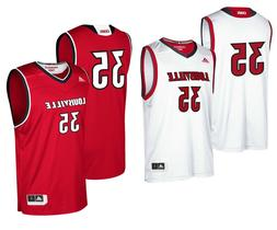 new mens ncaa louisville cardinals basketball jersey