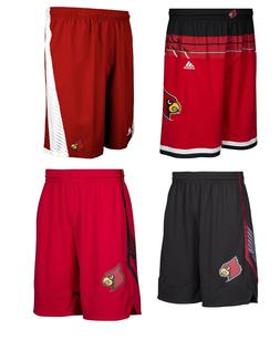 NEW Adidas Men's NCAA Louisville Cardinals On Court Premie