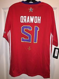 NEW Adidas Swingman Dwight Howard 2014 NBA West All Star Jer