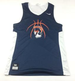 New Nike Trojans Reversible Basketball Men's Jersey White Na