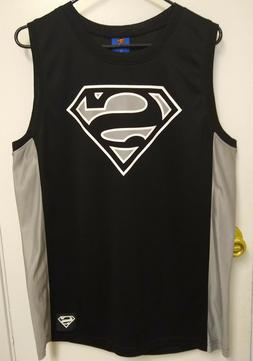 NEW Without Tags ~ SUPERMAN Tank Top ~ Basketball Jersey ~ B