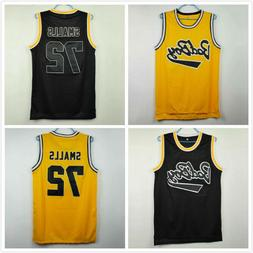 Notorious B.I.G. Biggie Smalls 72 Bad Boy Basketball Jersey